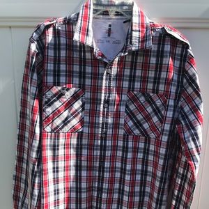 Men's Long Sleeve Button Down Shirt/Gently used
